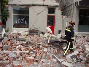 USAR Seach Dog Association - Earthquake support
